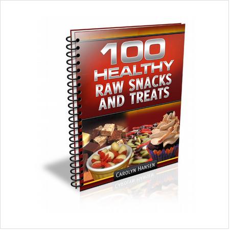 100 Healthy No Bake Snacks