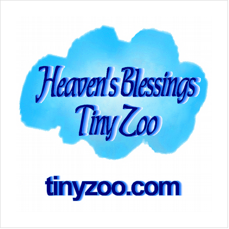 Heaven's Blessings Tiny Zoo