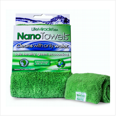 'Magical' Towel Cleaner