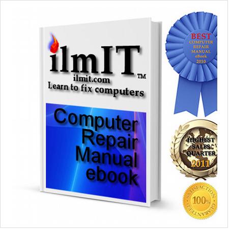 Computer repair manual