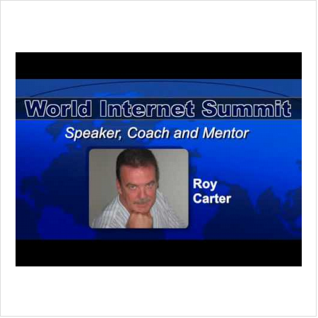 Affiliate marketing with Roy Carter